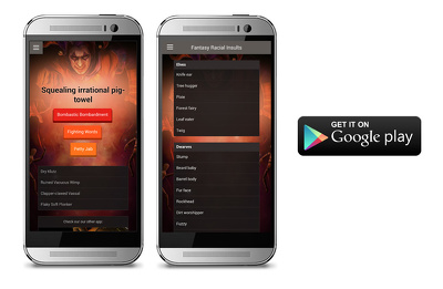 Developed a mobile application for you with perfect design