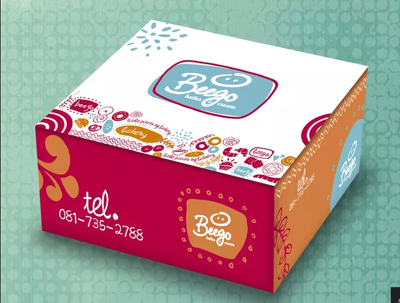 Design An Eye Catching Product Label And Packaging Box