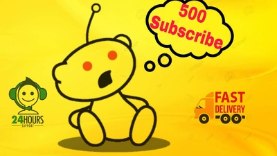 Provide 500 Non-Drond Active YouTube Subscribers to your channel