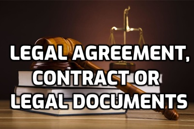 Draft professional legal documents
