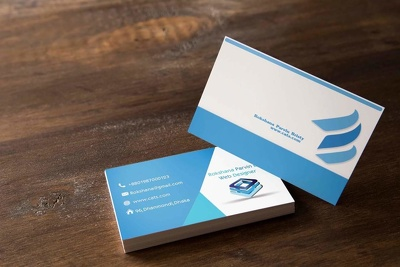 Design Amazing Business Card For You