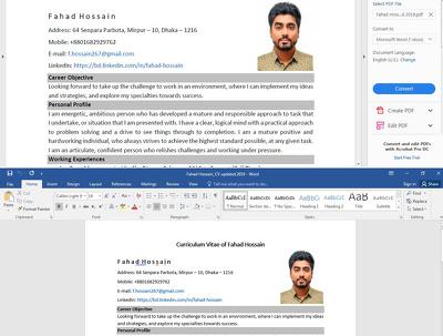 Do data entry/web research/document conversion maximum 1 hour