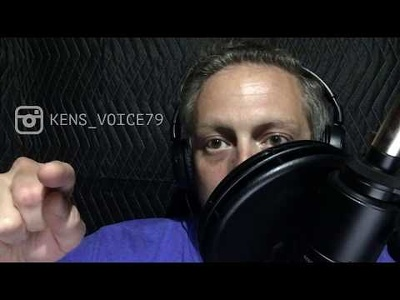 Voice Over your ad/video/animation/game with American Male Voice
