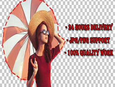 Remove 100 Images Background Within 1 Day