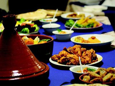 Teach you How To Cook a Traditional Tajine