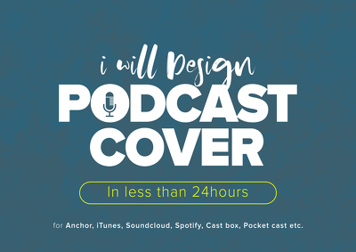 Design Stunning Podcast Cover Art For Itunes