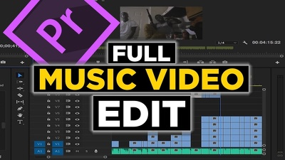 Edit Your Music Video