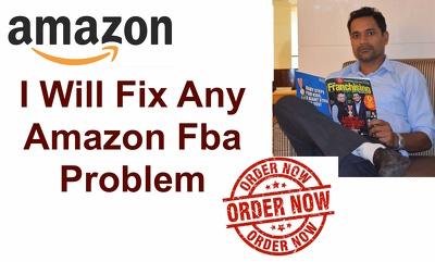 Fix Any Amazon FBA Problem