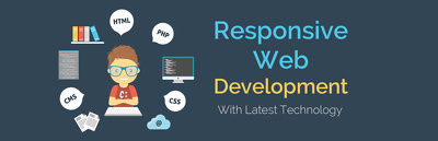 Design and develop responsive web applications with django
