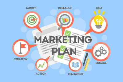 Send a Marketing Plan Workbook
