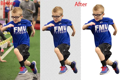 Remove/Replace Background of 10 Images in 24 Hrs