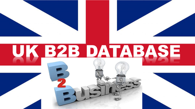 3,00,000 Email List B2b UK Business,Address,Phone Database