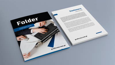 Do stunning Letterhead in source files + Print ready