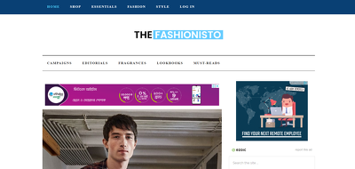 Guest post on Thefashionisto.com fashion website - DA 66 PA 65