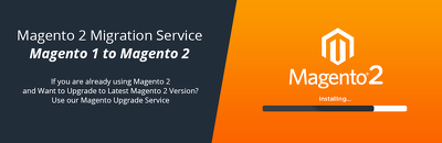 Migrate Magento 1 to Magento 2 Migration Service