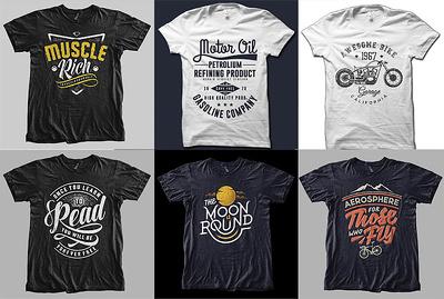 do Bulk Custom Typography and Printable T Shirt Designs