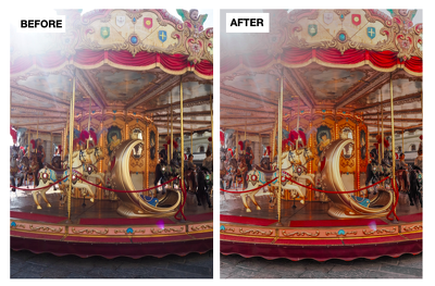 Edit the lighting of your photos with adobe photoshop lightroom