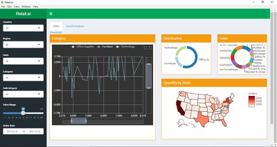 Build desktop analytics tools for better visibility of data
