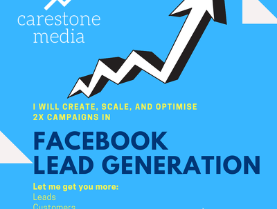Run 2x Highly Converting Facebook Lead Campaigns