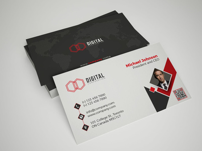 Create A Corporate And Creative Business Card In 6 Hours