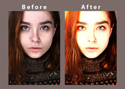 Editing / Retouching of 1 Image Professionally
