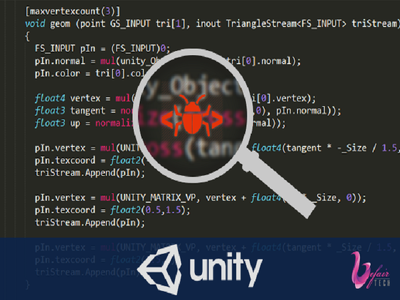 Fix Any Issue And Bugs In Unity 2d And 3d Game