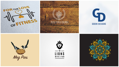 Create an outstanding logo design