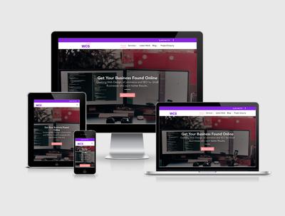 Business Website using Divi - SEO Focused