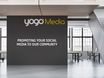 Promote one social media profile to our community of 500 people