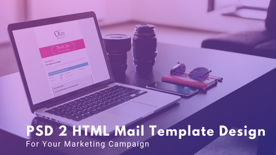Design any 2 responsive email template for eCommerce, greetings,