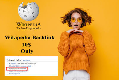 Create Wikipedia Backlink For Your Website