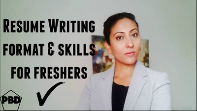 I Will Edit, Rewrite And Revamp Your Resume And Cover Letter