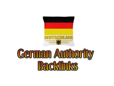 Create 25 German local backlinks