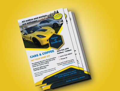 Professional Business Flyers Design 24 Hours