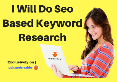 I Will Do Seo Based Keyword Research