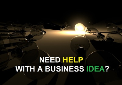 Help develop your business idea for 1 hour