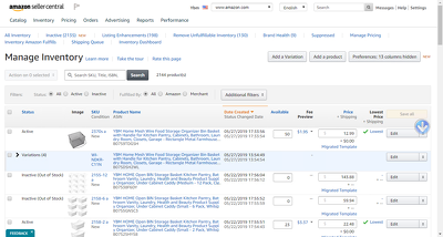 Do professional product listings on Amazon and virtual assistant
