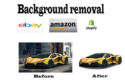 Do 100 Photos Background Removal
