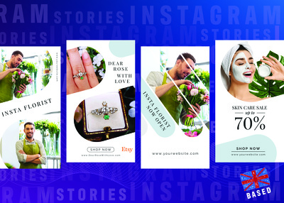 Get Social with Personalised Instagram Stories