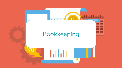 Get help with your Bookkeeping!