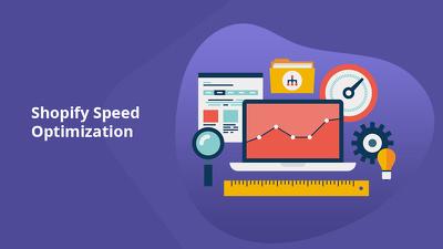 Shopify speed Optimization