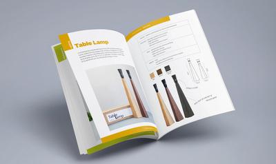 Design your business a catalogue