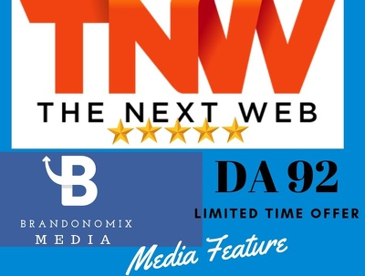 Guest Post on The NextWeb.com - Da 93  -Partial Feature