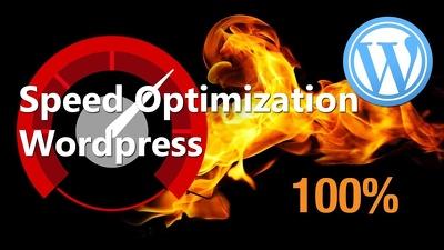 Help to optimize WordPress loading speed