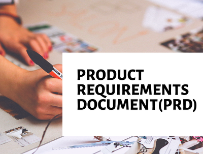 Create a product requirement document