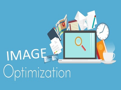 Do image optimization for the search engine