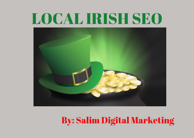 Ireland SEO Linkbuilding