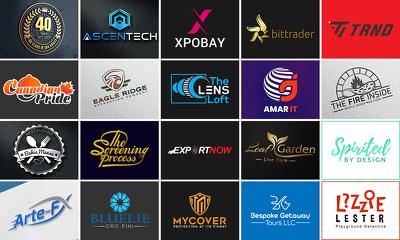 Design your brand logo