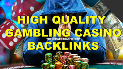 BEST 5 PBN HOMEPAGE BACKLINKS FROM CASINO SITES