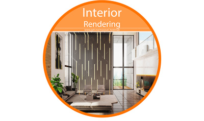 Do your interior renders .